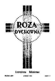 Róża Duchowna - R. 32 (1933) n. 1-12