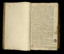 """""""Acta Capitulorum Provinciae Lithuaniae Ordinis Praedicatorum per Gregorium Szymak O. P. ecllecta'."""