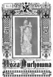 Róża Duchowna - R. 34 (1935) n. 1-12