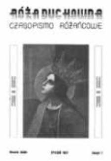 Róża Duchowna - R. 36 (1937) n. 1-12