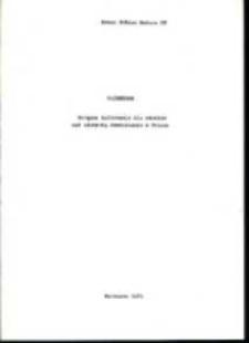 Vademecum : Wstępne informacje dla studiów nad historią dominikanów w Polsce