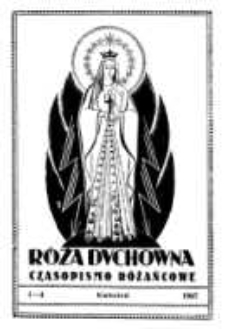 Róża Duchowna - R. 49 (1947) n. 1-12