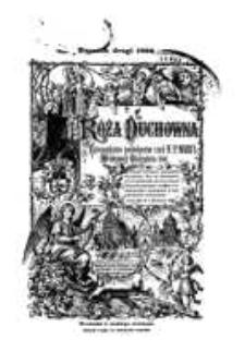 Róża Duchowna - R. 2 (1899) n. 1-12