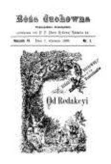 Róża Duchowna - R. 6 (1903) n. 1-12