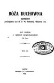 Róża Duchowna - R. 16 (1913) n. 1-12