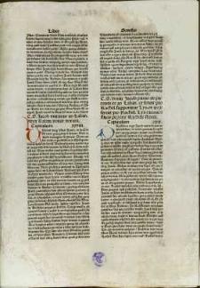 Biblia, cum additionibus Menardi monachi