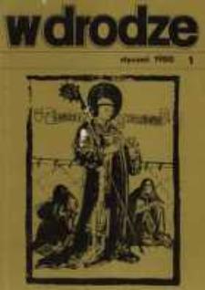 W drodze - R.8 (1980) nr 1