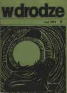 W drodze - R.3 (1975) nr 5
