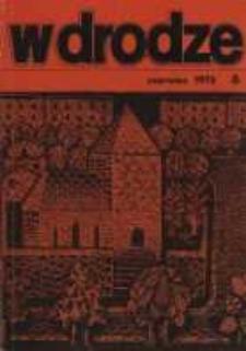 W drodze - R.3 (1975) nr 6