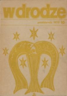 W drodze - R.3 (1975) nr 10