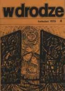 W drodze - R.3 (1975) nr 4