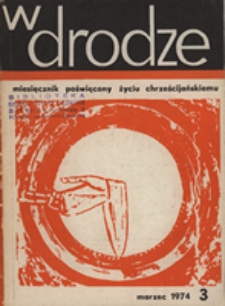 W drodze - R.2 (1974) nr 3