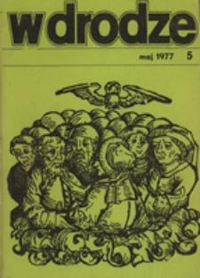 W drodze - R.5 (1977) nr 5
