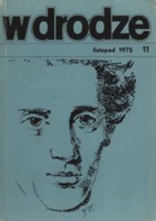 W drodze - R.3 (1975) nr 11