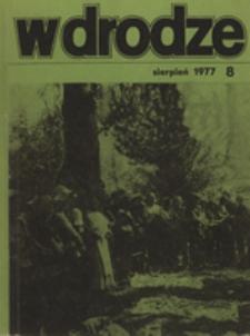 W drodze - R.5 (1977) nr 8
