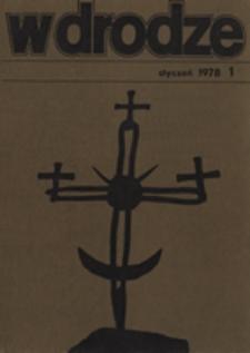 W drodze - R.6 (1978) nr 1