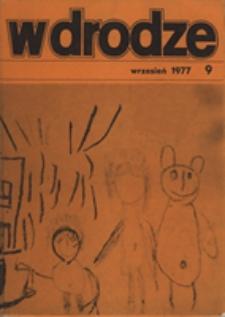 W drodze - R.5 (1977) nr 9