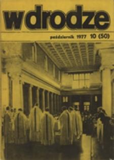 W drodze - R.5 (1977) nr 10