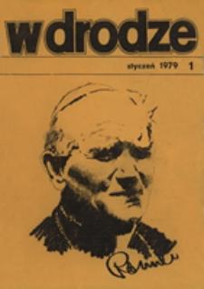 W drodze - R.7 (1979) nr 1