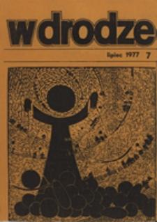 W drodze - R.5 (1977) nr 7