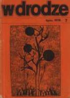 W drodze - R.6 (1978) nr 7