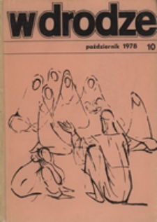 W drodze - R. 6 (1978) nr 10