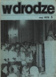 W drodze - R.6 (1978) nr 5