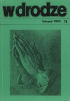 W drodze - R.8 (1980) nr 11