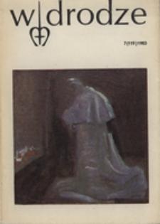 W drodze - R.11 (1983) nr 7