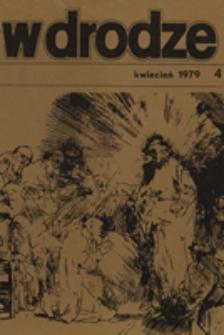 W drodze - R.7 (1979) nr 4