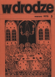 W drodze - R.6 (1978) nr 3