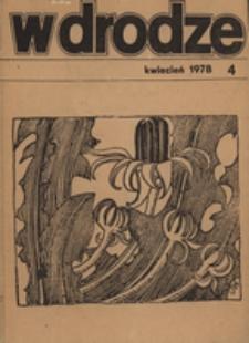 W drodze - R.6 (1978) nr 4