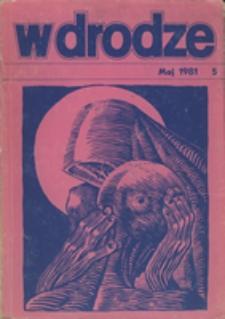 W drodze - R.9 (1981) nr 5