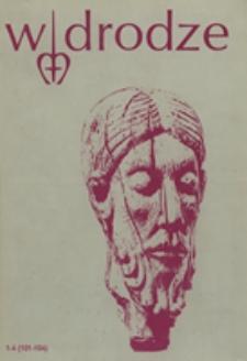 W drodze - R. 10 (1982) nr 1-4