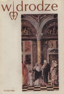 W drodze - R.11 (1983) nr 12
