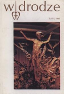 W drodze - R.14 (1986) nr 3