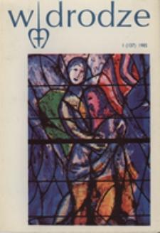W drodze - R. 13 (1985) nr 1