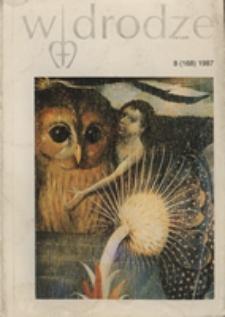 W drodze - R.15 (1987) nr 8