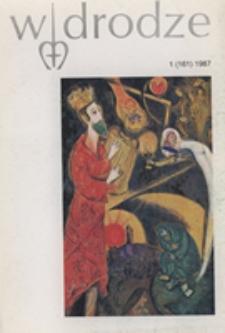 W drodze - R.15 (1987) nr 1