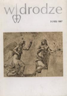 W drodze - R.15 (1987) nr 3