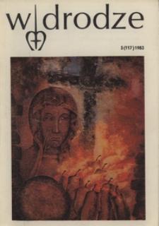 W drodze - R.11 (1983) nr 5