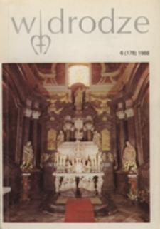 W drodze - R.16 (1988) nr 6