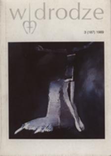 W drodze - R.17 (1989) nr 3
