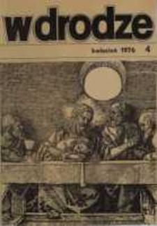 W drodze - R.4 (1976) nr 4