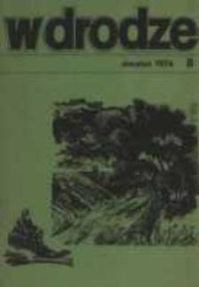 W drodze - R.4 (1976) nr 8