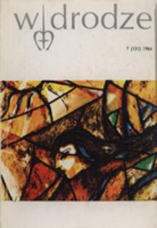 W drodze - R.12 (1984) nr 7