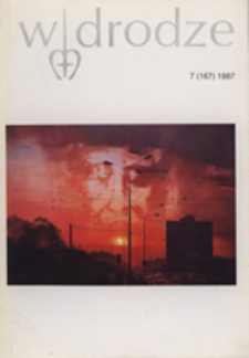 W drodze - R.15 (1987) nr 7