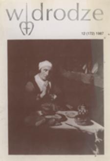 W drodze - R.15 (1987) nr 12