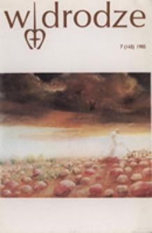 W drodze - R. 13 (1985) nr 7