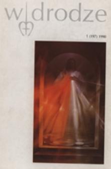 W drodze - R. 18 (1990) nr 1